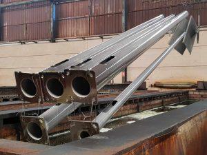 proceso de galvanización en caliente SMT